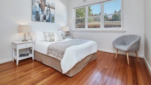 Bedroom Renovated