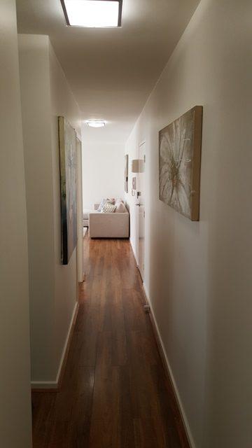 Corridor Renovation