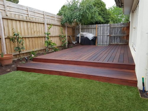 Timber Decking Mornington