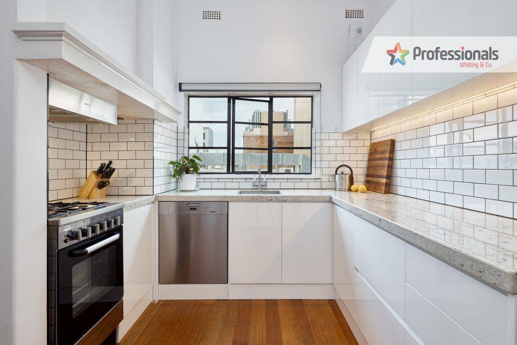 Kitchen Renovation Fitzroy