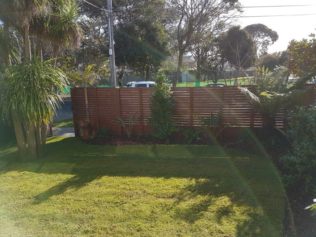 Mentone landscaping Image