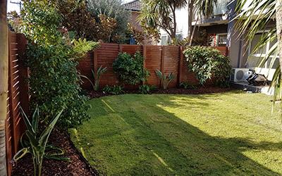 Mentone Landscaping Contractor